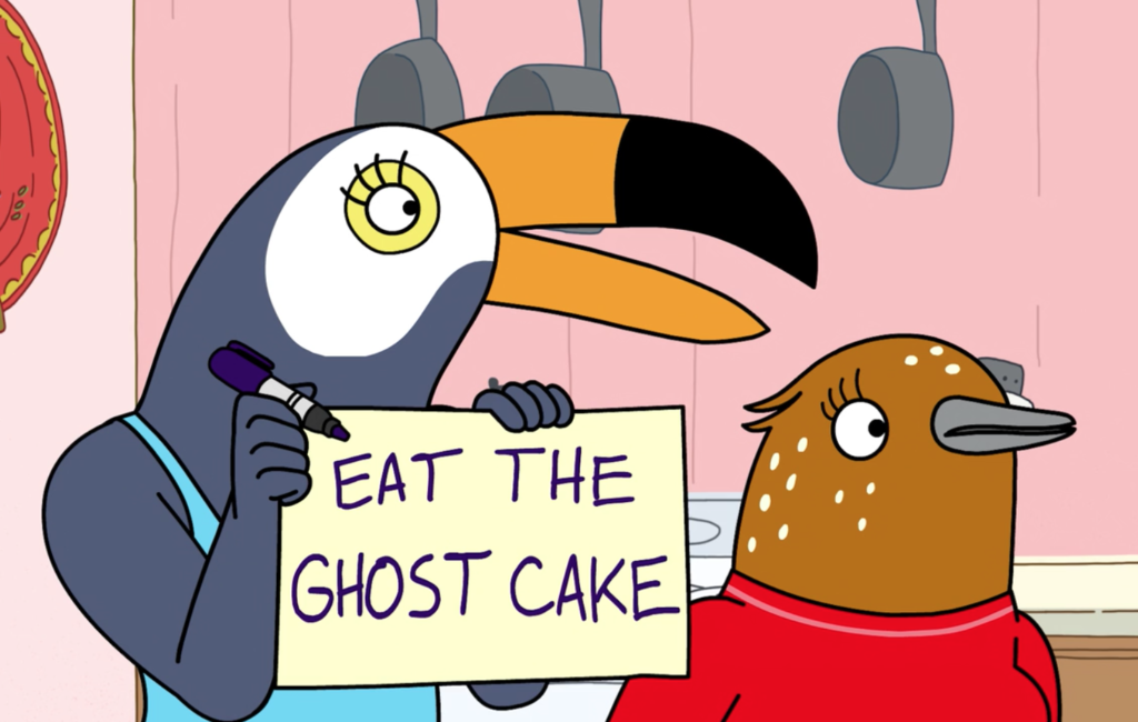 "The ""Eat the ghost cake"" Edition, Issue #219, Rusty's Electric Dreams"